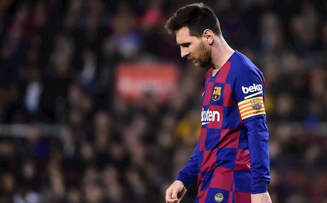 Trước khi rời Barca, Lionel Messi có một điều đau đáu… hình ảnh