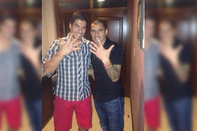 Anh trai Suarez lên tiếng mỉa mai Barca hình ảnh