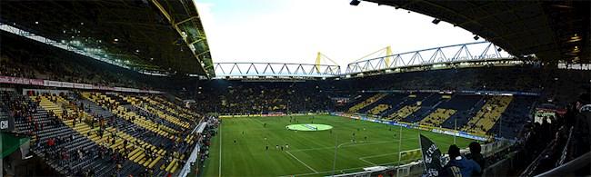 Sân vận động Signal Iduna Park - Sân nhà của CLB Borussia Dortmund - kết quả xổ số quảng nam