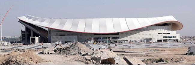 Sân vận động Wanda Metropolitano hình ảnh 5