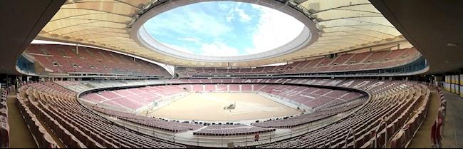 Sân vận động Wanda Metropolitano hình ảnh 6