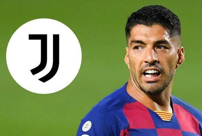 Juventus chính thức tiếp cận Luis Suarez hình ảnh