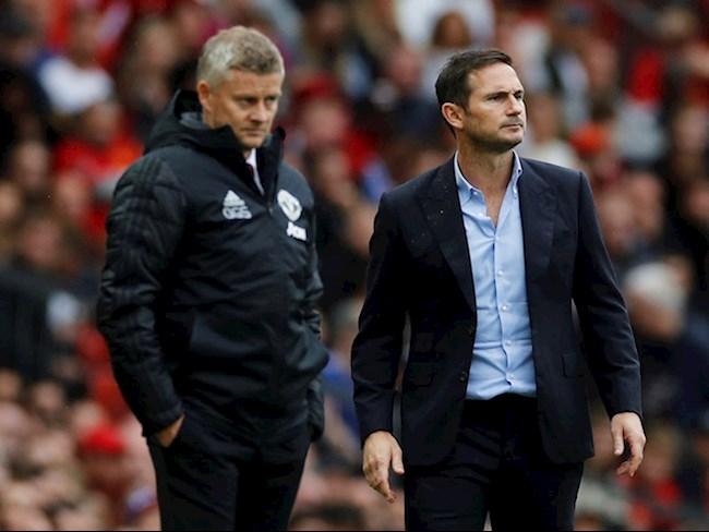 Rooney cho rang doi bong cua Solskjaer va Lampard kho vo dich NHA mua toi