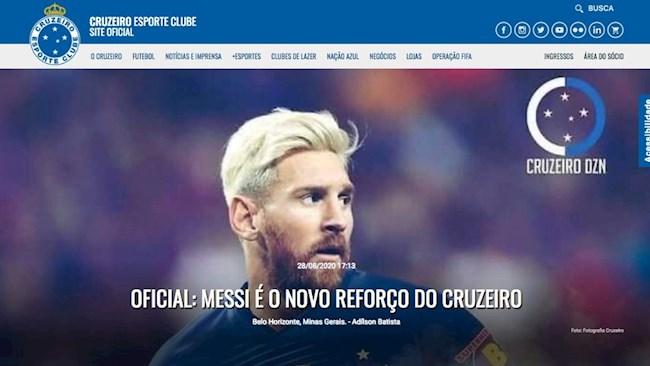 Cái tên siêu bất ngờ công bố đã có được Messi hình ảnh