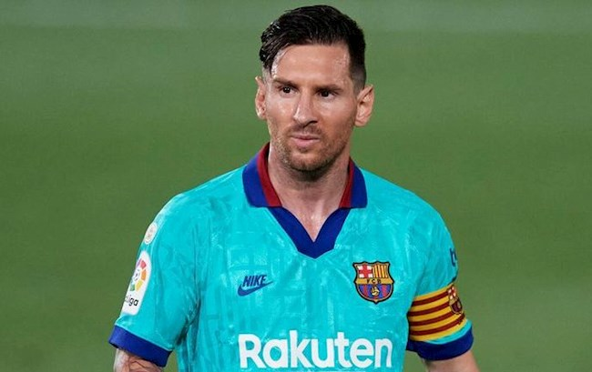 Lionel Messi tới Juventus HLV Pirlo sở hữu đội hình khủng hình ảnh