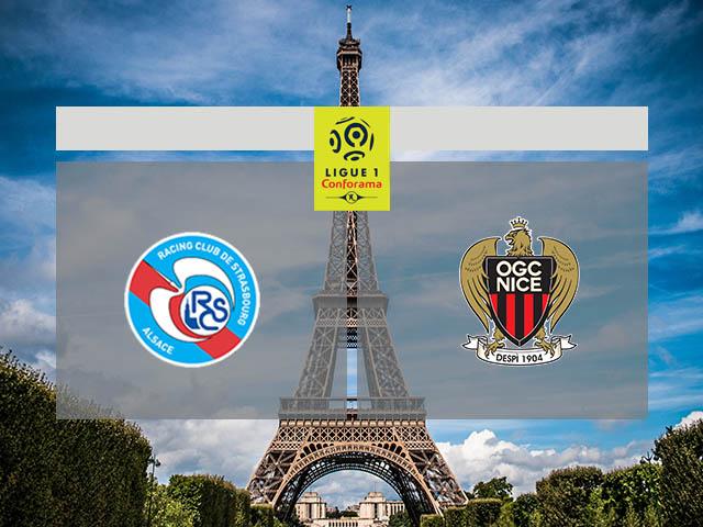 Strasbourg vs Nice 2h00 ngày 308 Ligue 1 hình ảnh