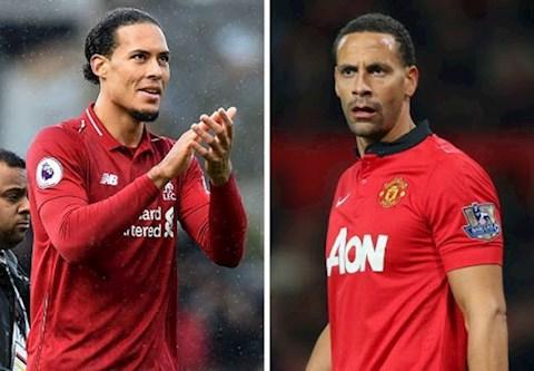Rio Ferdinand chỉ ra 5 trung vệ xuất sắc nhất Premier League hình ảnh