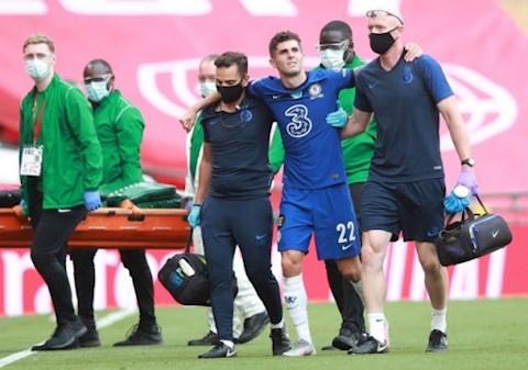 Pulisic bỏ lỡ giai đoạn đầu Premier League 202021 hình ảnh