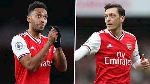 Arsenal cần tránh lặp lại sai lầm của Ozil với Aubameyang hình ảnh