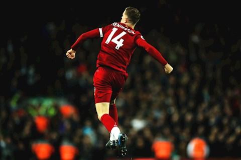Jordan Henderson - Cầu thủ xuất sắc nhất FWA: Sự thừa nhận cho kẻ can trường