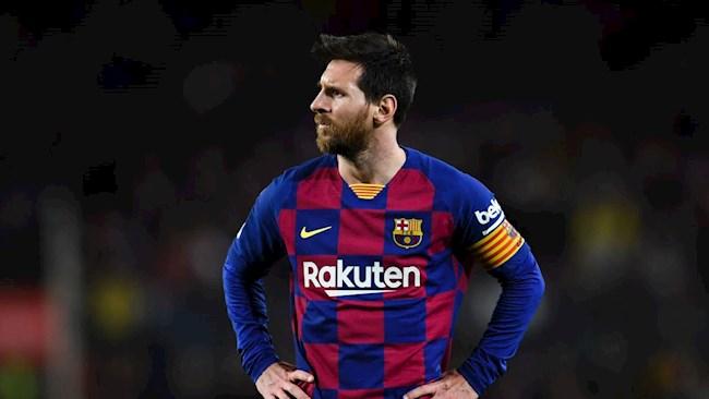 Lionel Messi rời La Liga, ai sẽ nhận lương cao nhất giải đấu hình ảnh
