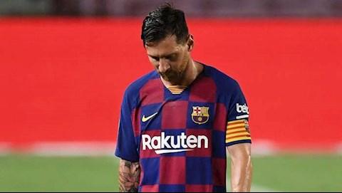 Để thành công, Barca cần giảm phụ thuộc vào Messi hình ảnh