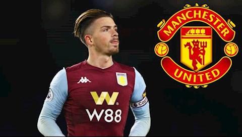 Tiền vệ Jack Grealish được khuyên rời Aston Villa tới MU hình ảnh