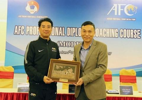 Tân GĐKT Yusuke Adachi nói về bóng đá Việt Nam hình ảnh
