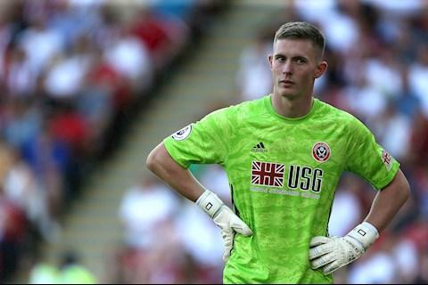 Dean Henderson không chấp nhận dự bị tại Man Utd hình ảnh