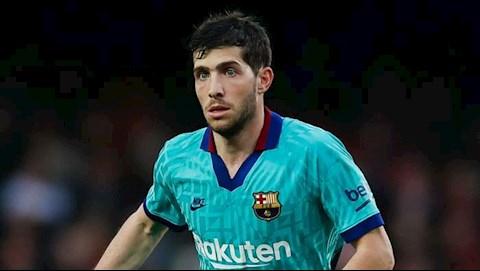 Đồng đội không thể hình dung viễn cảnh Barca thiếu Messi hình ảnh 2