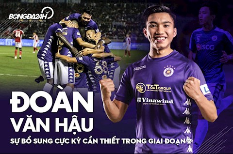 Van Hau tro lai se la su bo sung can thiet cho CLB Ha Noi