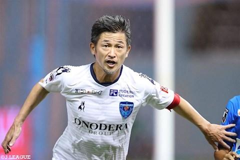 Lão tướng Kazuyoshi Miura tái xuất, Yokohama FC có chiến thắng hình ảnh