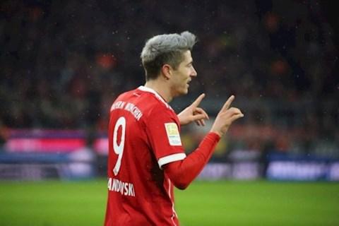Tiền đạo Robert Lewandowski nói gì trước trận đấu với Chelsea hình ảnh