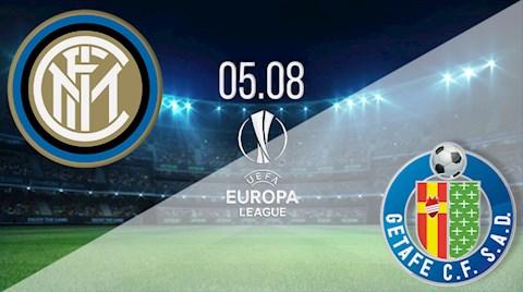 Inter Milan vs Getafe 2h00 ngày 68 Europa League hình ảnh