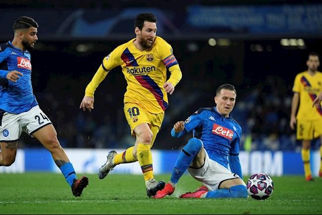 Barca vs Napoli Để đi tiếp Napoli cần phải làm gì hình ảnh