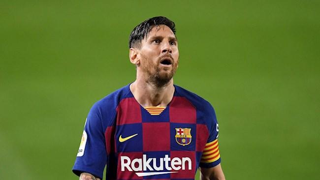Lộ thời điểm Messi giải nghệ hình ảnh
