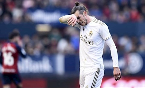 HLV Zidane làm điều khó tin với tiền đạo Gareth Bale hình ảnh