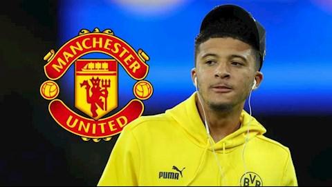 Dortmund phủ nhận chuyện đàm phán với MU vụ Sancho hình ảnh