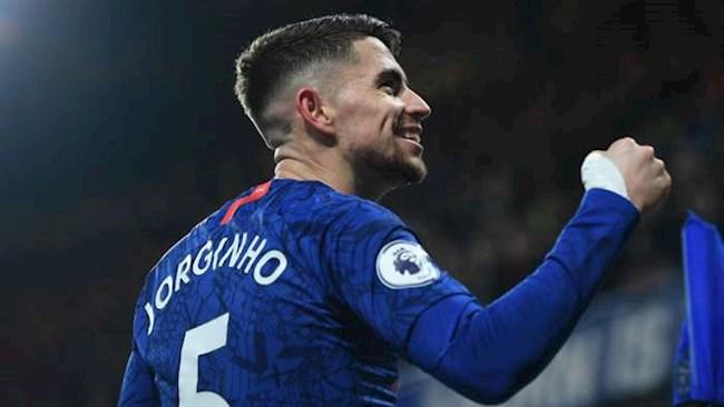 Jorginho lên tiếng về tin đồn rời Chelsea hình ảnh