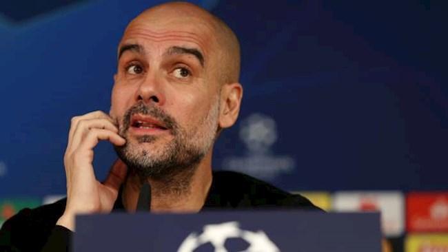 Pep Guardiola tỏ ra thận trọng trước trận gặp Lyon hình ảnh