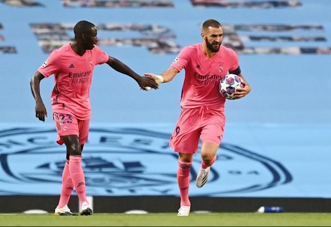 Trực tiếp bóng đá Man City 1-1 (3-2) Real Madrid (H1) Benzema gỡ hòa hình ảnh 4