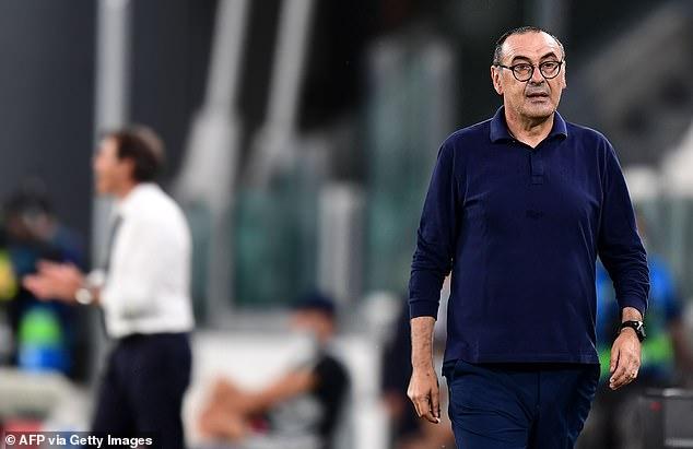 Vài giờ sau khi sa thải Sarri, Juventus công bố HLV mới hình ảnh