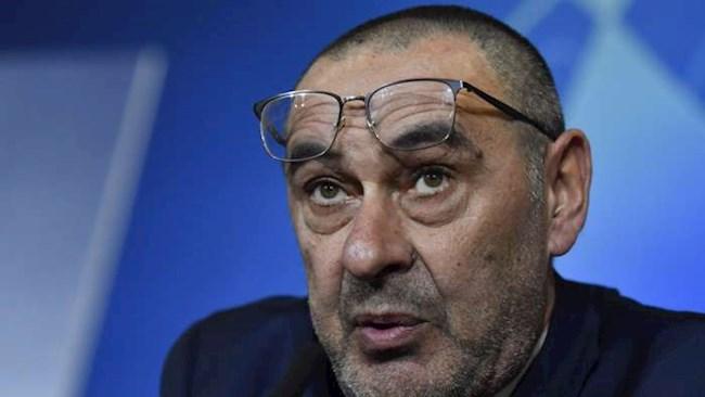 Bị loại tức tưởi, Sarri đổ lỗi cho Juventus bị nguyền rủa hình ảnh