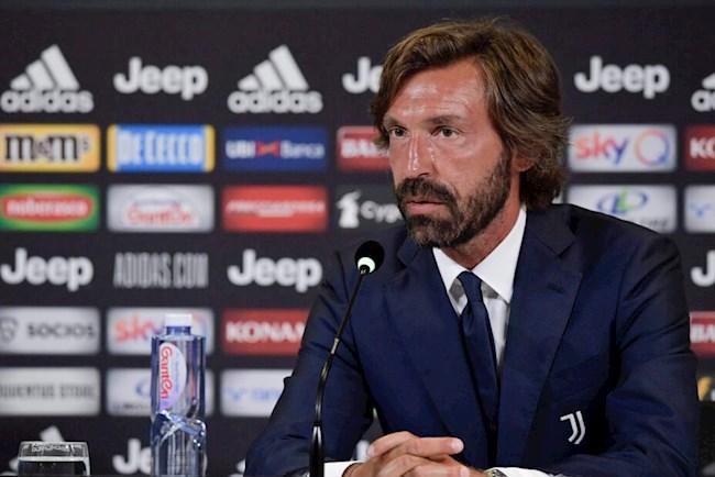 Cựu trợ lý Sarri ngã ngửa khi Juventus đôn Pirlo lên dẫn dắt hình ảnh 2