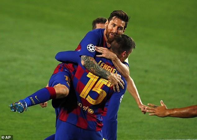 Setien Napoli chơi rất hay, nhưng Barca còn hay hơn! hình ảnh