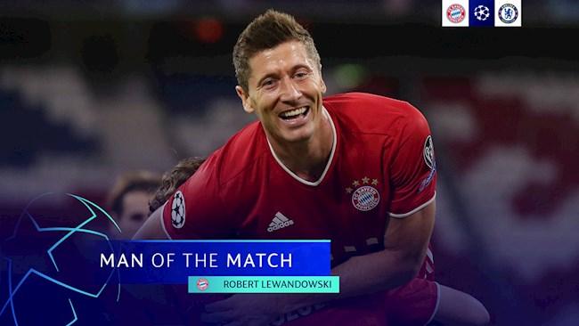 Robert Lewandowski ghi 13 ban trong 7 tran cup C1 nam nay