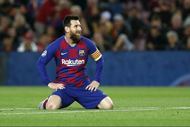 Barca ra điều kiện không tưởng cho Messi hình ảnh