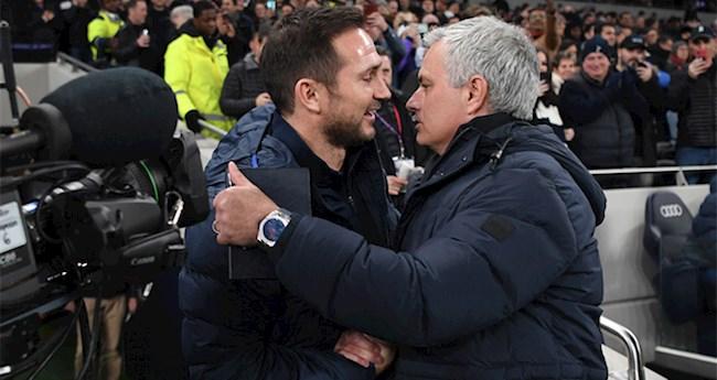 Frank Lampard và Jose Mourinho Ai hơn ai hình ảnh