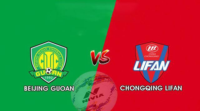 Beijing Guoan vs Chongqing 19h00 ngày 19 hình ảnh