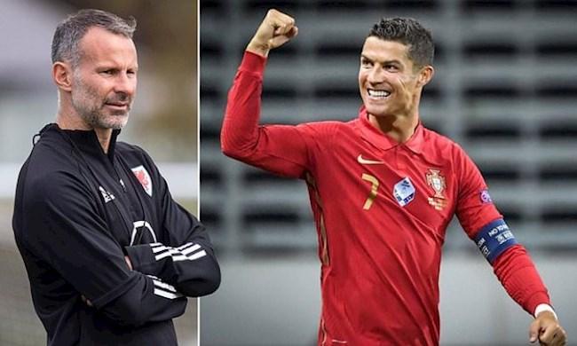 Ryan Giggs phát biểu khó tin về tiền đạo Cristiano Ronaldo hình ảnh