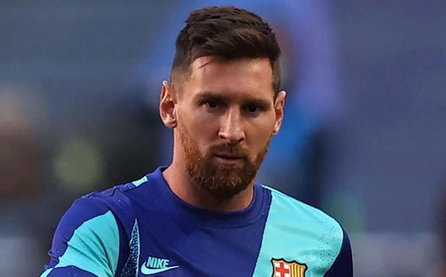 Các cầu thủ Barca không được phép phạm lỗi với Messi hình ảnh