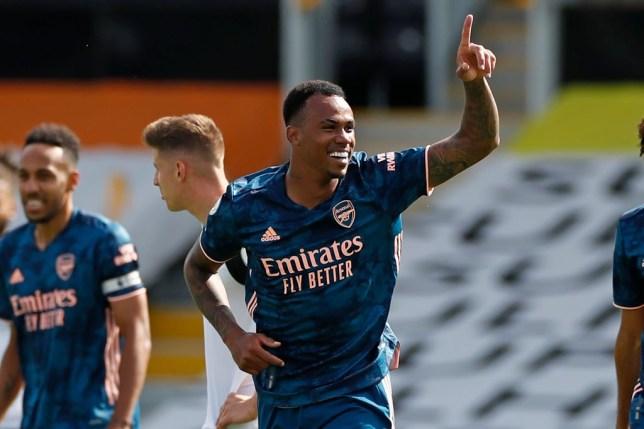 Arsenal thắng đậm ngày ra quân NHA Hoan hô các vũ công Samba! hình ảnh 3