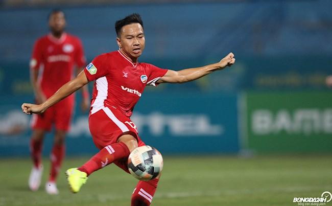Hồ Khắc Ngọc sớm chia tay V-League vì chấn thương hình ảnh
