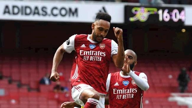 Lacazette mong muốn Arsenal sớm chốt tương lai Aubameyang hình ảnh