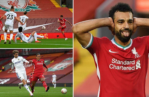 5 điểm nhấn ở trận cầu siêu hấp dẫn Liverpool vs Leeds hình ảnh