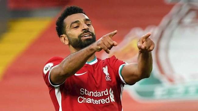 Tiền đạo Mohamed Salah tỏa sáng trước Leeds hình ảnh