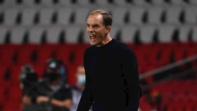 PSG mất 7 người trước đại chiến với Man United hình ảnh