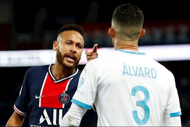 Đối mặt án phạt nặng, Neymar tỏ ra ân hận sau tấm thẻ đỏ