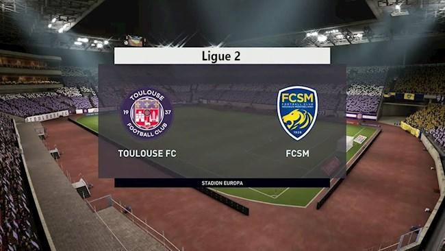 Toulouse vs Sochaux 1h45 ngày 159 hình ảnh