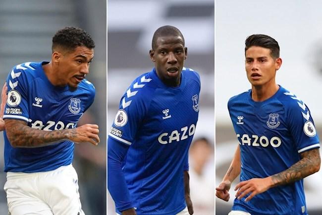 Hàng tiền vệ Everton: 10 tuần, 3 bản hợp đồng và một sự khác biệt to lớn